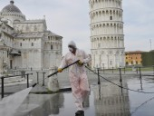 Пандемия: в Италии зафиксирована самая низкая смертность от COVID-19 со 2 марта