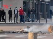 Франция направила новые силы в Дижон для подавления беспорядков, которые связывают с чеченцами
