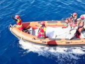 Во время опрокидывания судна у берегов Туниса погибли более 60 человек