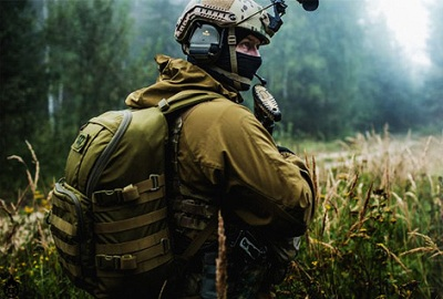 Армейский магазин в Беларуси