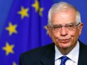 В ЕС приветствовали согласование ТКГ мероприятий по усилению режима тишины на Донбассе