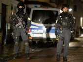 В Германии вечеринка превратилась в массовую драку: задержаны 39 человек