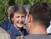 Президент Швейцарии приветствовала договоренности ТКГ по усилению режима тишины на Донбассе