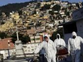Пандемия: в Бразилии зафиксировали ещё 23,5 тысяч новых случаев COVID-19, в общем - почти 2 млн 100 тысяч больных