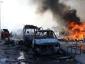 Машина террориста-смертника врезалась в КПП в порту столицы Сомали: не менее пяти пострадавших