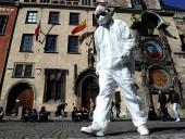 В Чехии новый пик активных случаев коронавируса на фоне локальных вспышек