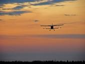 В Бурятии пропал самолет АН-2 из 6 людьми на борту, вылетевший без согласования для химической обработки полей