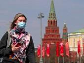 В России обнаружили уже около 840 тыс. случаев COVID-19, за сутки - 5482