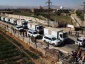 Совбез ООН достиг компромисса по поставкам гумпомощи в Сирию
