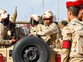 Парламент Египта разрешил президенту отправить войска в Ливию