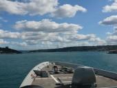 Подготовка к учениям: военные корабли НАТО вошли в Черное море