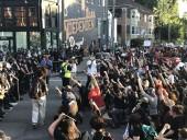 Протесты в США: как минимум три человека пострадали во время стрельбы на акции в Луисвилле