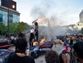 Протесты в США: губернатор Джорджии повторно ввел Национальную гвардию в Атланту
