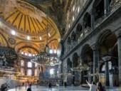 Собор Святой Софии в Стамбуле будет открыт для посетителей круглосуточно