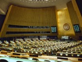 Юбилейную сессию Генассамблеи ООН из-за пандемии решили провести в новом формате