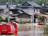 Число погибших в Японии из-за ливней достигло 52