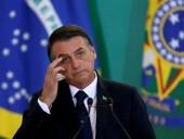 Президент Бразилии заболел COVID-19