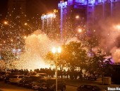 Протесты в Беларуси: правозащитники заявили о более 210 задержанных