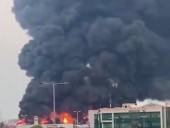 В ОАЭ горит большой рынок