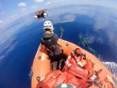 Бэнкси профинансировал покупку судна для спасения мигрантов в Средиземном море