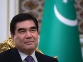 Жителей Теркменистана заставляют покупать портреты президента вместе с продуктами
