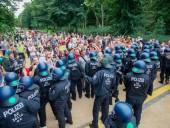 Суд запретил немецким противникам карантина устанавливать лагерь в Берлине