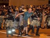 Протесты в Беларуси после выборов: Тихановская призвала силовиков остановить насилие