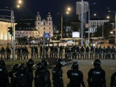 Протесты в Беларуси: глава МВД признал вину