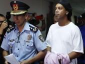 Роналдиньо вышел на свободу после шести месяцев ареста в Парагвае