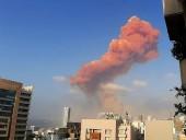 В столице Ливана прогремел мощный взрыв