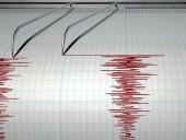 У Японии произошло мощное землетрясение