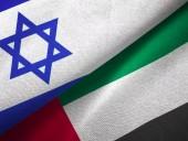Из Израиля вылетел первый в истории коммерческий рейс в ОАЭ