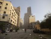 ВОЗ официально прокомментировала взрыв в Ливане