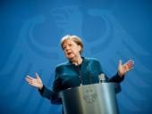 Меркель не считает, что нужно увязывать