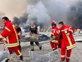 Взрыв в Бейруте: власти объявили столицу зоной бедствия