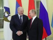 В Кремле рассказали детали переговоров Путина и Лукашенко