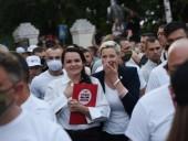 Протесты в Беларуси: глава МИД Канады провел разговор с Тихановской