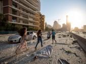 Украинка из Ливана: в Бейруте не оставалось дома, который не был разрушен