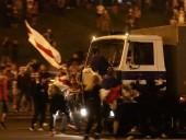 США и ООН обеспокоены протестами после выборов в Беларуси