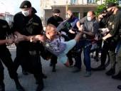 В МВД Беларуси сообщили о задержании за сутки по всей стране более 2 тыс. человек