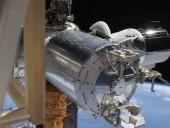 Капсула Crew Dragon с американскими астронавтами отстыковалась от МКС