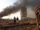 В результате взрыва в Бейруте погиб гражданин Украины - посол