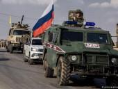 В Сирии во время подрыва автоколонны погиб российский генерал