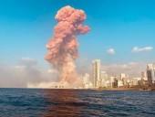 Масштабный взрыв в Бейруте: версии, оценки, предположения