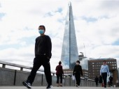 В Британии за сутки обнаружили наибольшее количество заражений коронавирусом с начала июня
