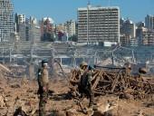 Число погибших после взрыва в Бейруте возросло до 220 человек
