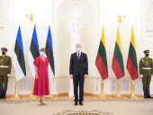 Протесты в Беларуси: Литва и Эстония договорились отказаться от электроэнергии с белорусской АЭС
