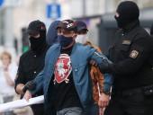 На протестах в Минске задержали уже 125 человек
