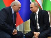 Лукашенко попросил Путина передать Меркель просьбу не вмешиваться в дела Беларуси