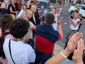 Работники Белтелерадиокомпании собираются бастовать: в их офис зашел ОМОН
